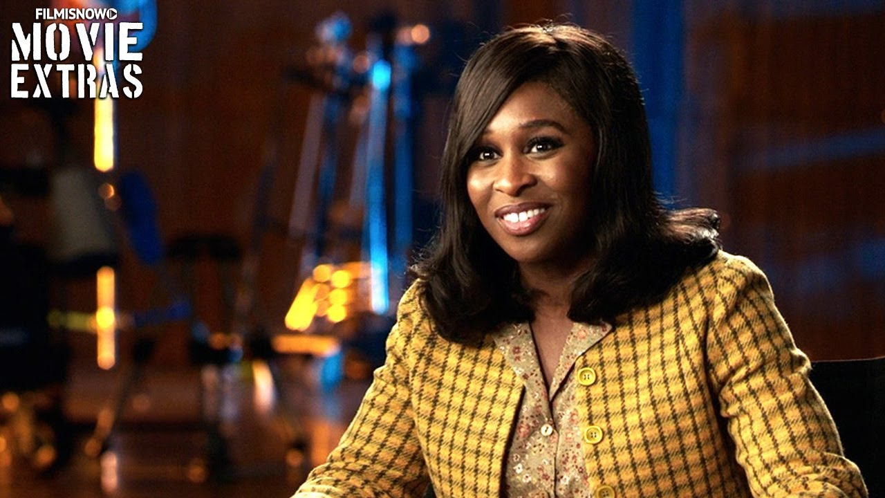 BAD TIMES AT THE EL ROYALE | On-set visit with Cynthia Erivo