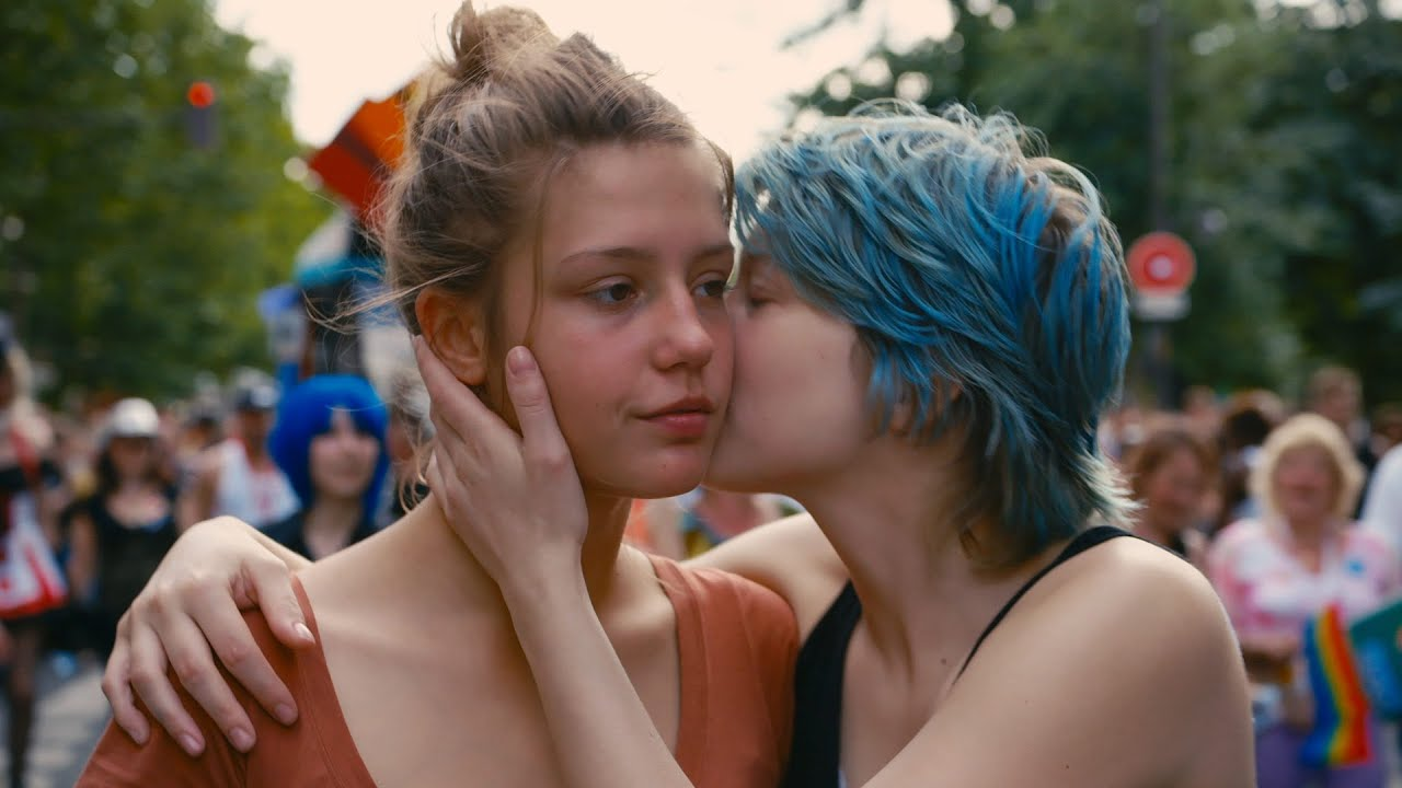 Blue Is The Warmest Colour 2014 Official Trailer