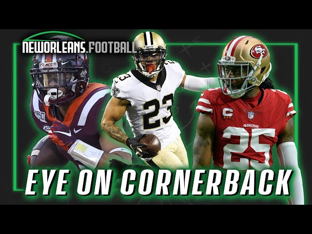 Scouting the Saints' options at cornerback | NewOrleans.Football