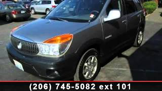 2003 Buick Rendezvous - First National Fleet and Lease - Se