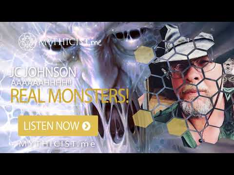 JC Johnson   Ahhh! Real Monsters! Stories In Cryptozoology
