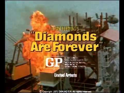Vintage Diamonds Are Forever TV Spot #1