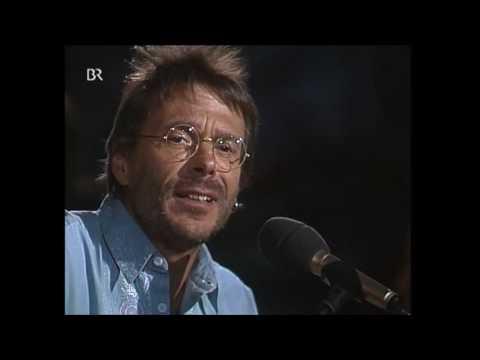 Reinhard Mey -  Ich liebe Dich -  Live 1992