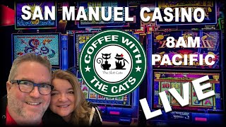 🔴 LIVE: Coffee with the Cats 10/13/2019