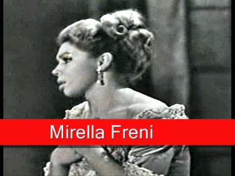 Mirella Freni: Bellini - I Puritani, 'O rendetemi la speme... Qui la voce... Vien, diletto'