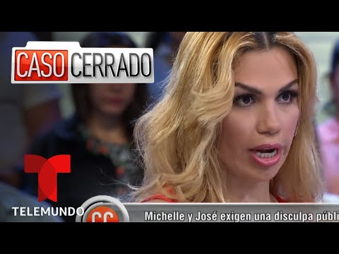 Caso Cerrado | Trans Couple Targeted By Jealous Ex-Wife 💏👪🙎🏻♀️😡| Telemundo English
