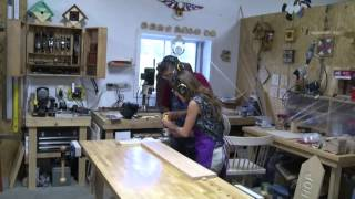 Life With Laura: Woodworking For Women