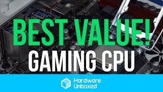 best value gaming cpu october 2016 g3258 i3 6100 i5 6600k i5 6500 a12 9800 a10 7860k