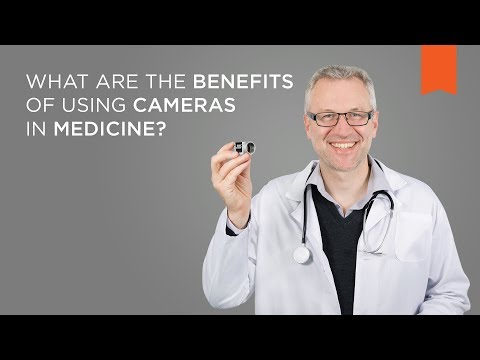 What Are the Benefits of Using Cameras in Medicine? – Vision Campus