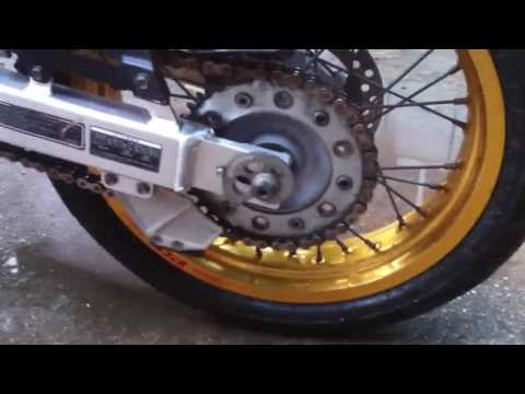 XR Motard 250 | Sported Duke Tire | Best Honda XR