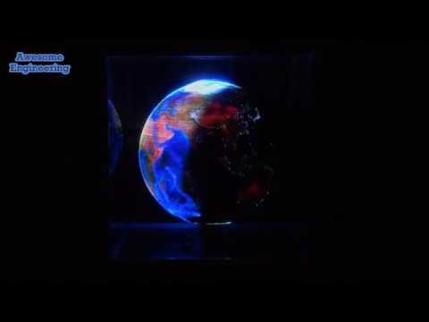 Globe - Spherical Display !!!