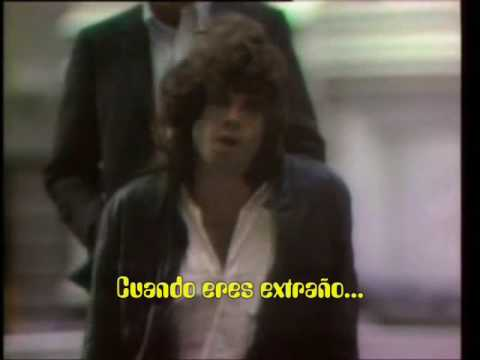 The Doors - People Are Strange (Subtítulado en español) Videos De Viajes