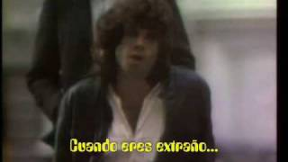 The Doors - People Are Strange (Subtítulado en español)