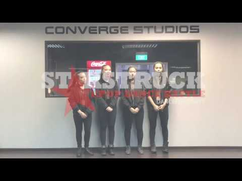 ||Starstruck K-Pop Dance Battle - Auditions|| - Urban Terrain Groovers