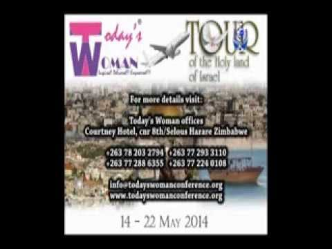 Today's Woman Conference November 20-23,2014 Johannesburg,South Africa