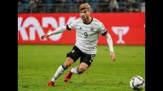 Германия Румыния 2 1 Обзор и голы матча Квалификация Чемпионат Мира Катар 2022