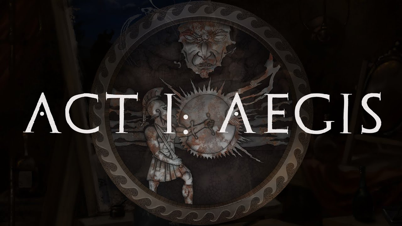 Vestigial - Aegis (Official Music Video)