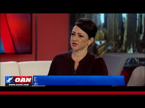 Republican Candidate for US Senator from California Talks to OAN