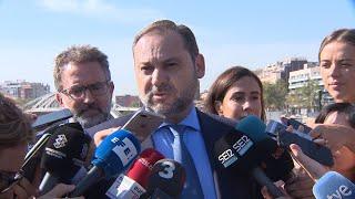 """Ábalos apela a la """"resposabilidad"""" para evitar elecciones"""