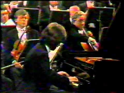 Zimerman plays Liszt Piano Concerto nº2