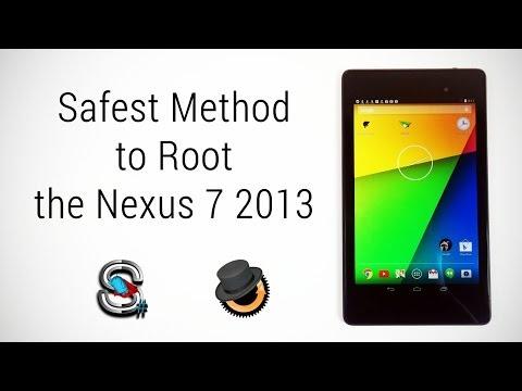 How to Root the Nexus 7 2013