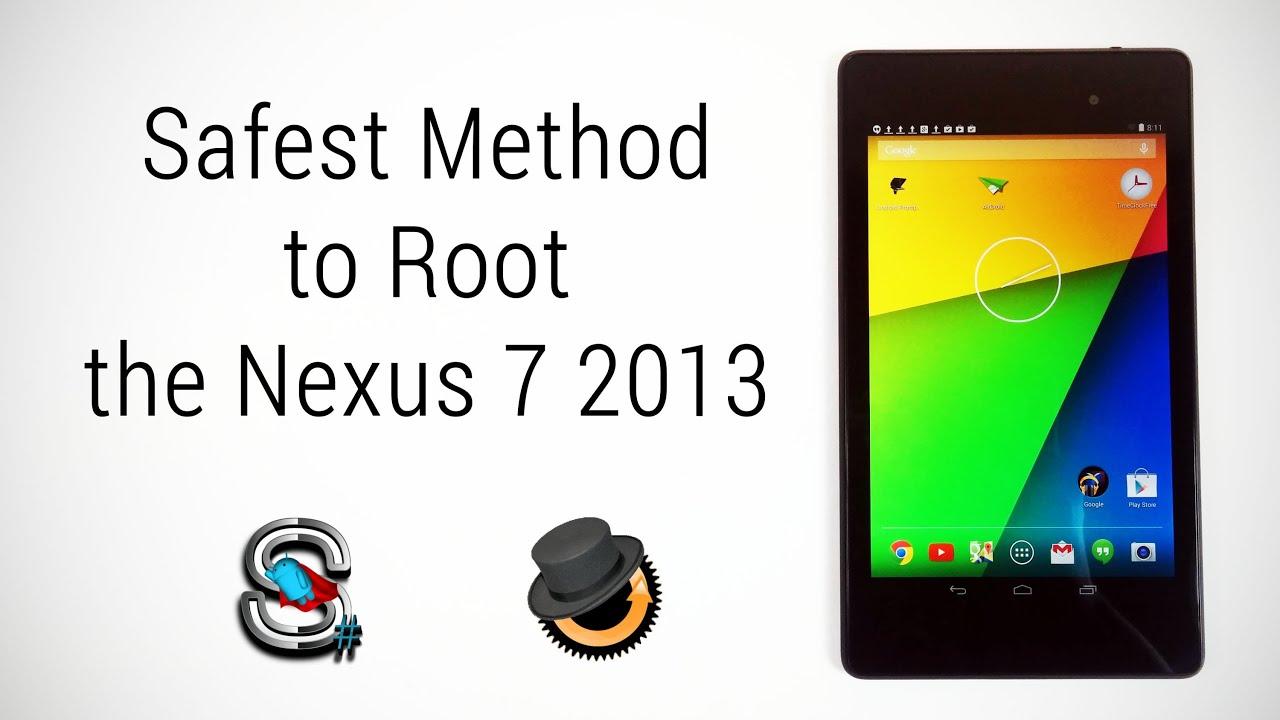 photo How to Root the Nexus 7