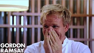 Gordon Ramsay Enters A Cooking Challenge | Gordon