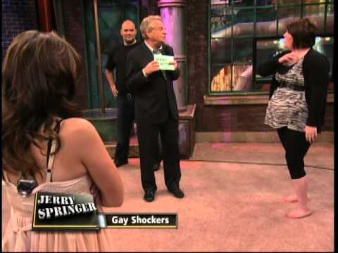 Gay Shockers (The Jerry Springer Show)