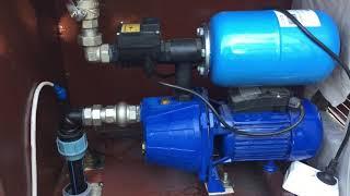 Unipump JET 80 SA Aкваробот турби м1