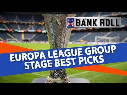 Football Betting Free Picks | Team Bankroll | Europa League Group Stage Best Bets