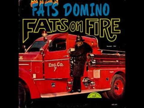 Fats Domino - Fats On Fire - [Studio album 24] ABC Paramount ABCS 479