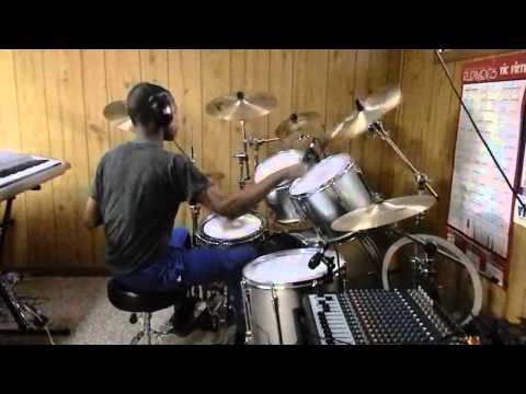 Drum Cover: Already There - Casting Crowns @drums0n