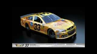 NASCAR The Game: Inside Line: All Revealed 2013 Schemes and Drivers
