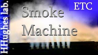 Самодельная дым-машина (smoke machine, fog machine) из старого HDD(Моя партнерка - http://join.air.io/hovvardhughes В этом видео я кратко расскажу и покажу как собрать простую дым-машину...., 2015-08-23T15:45:09.000Z)
