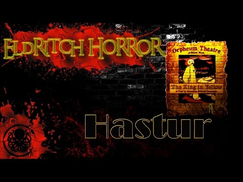 Eldritch Horror Hastur: Turn 3 Spawny Git