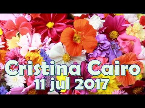 Cristina Cairo 11/07/2017 - Torcicolo- dores musculares