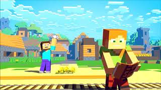 MInecraft Life of Alex and Steve  THE MOVIE Vol 2   YouTube