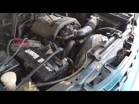 Alternator Testing And Replacement