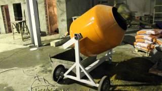 видео бетоносмеситель лебедянь