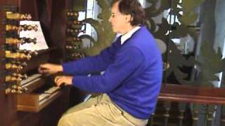 D. Buxtehude - Es ist das Heil uns kommen her, BuxWV 186 - Gerard van Reenen, organ