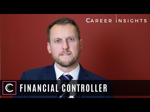 Financial Controller - Career Insights (Careers In Accounting & Finance)