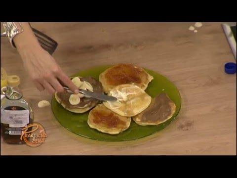 Praktična žena - Kako da napravite Američke palačinke