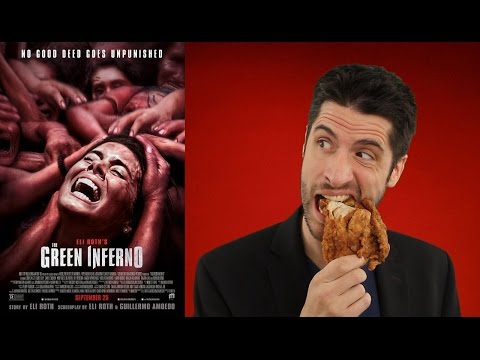 The Green Inferno movie review