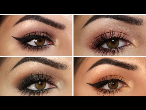 Four Looks, One Palette: ABH Soft Glam