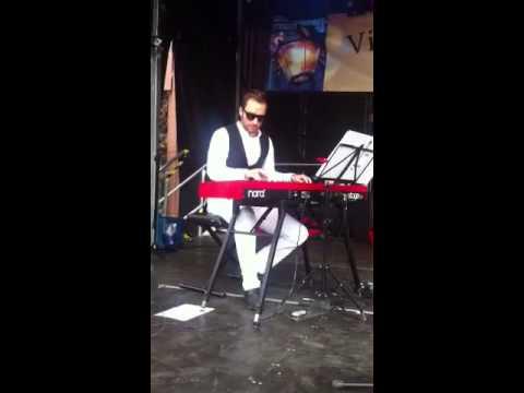 Boogiehammer Michael van den Valentyn, Laternenfest 2013, Bad Homburg