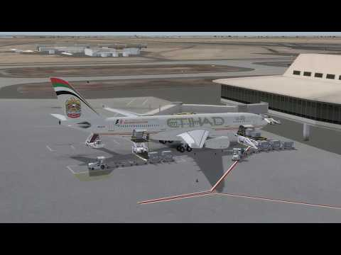 Flight from Kuwait City  to Abu Dhabi (ETIHAD)