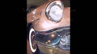 Hyperrealistic painting 1957 Oldsmobile Super 88