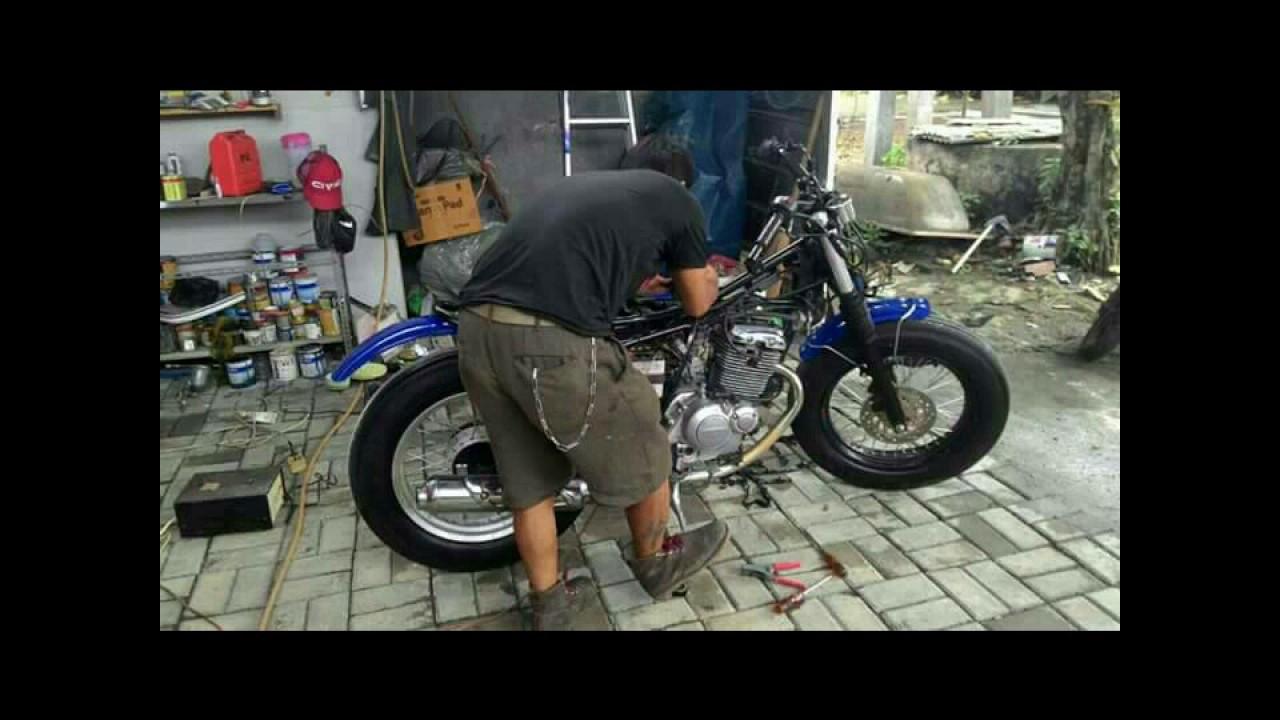 51 Kumpulan Bengkel Modifikasi Cafe Racer Di Semarang Modifikasi