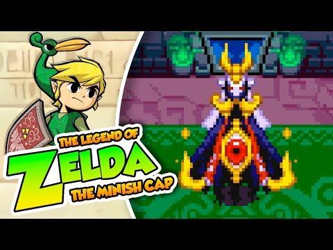 ¡Un corazón puro! - #20 FINAL- TLO Zelda: The Minish Cap en Español (GBA) DSimphony