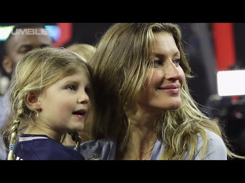 Tom Brady's Wife Gisele PISSED at Fans Accusing Her of Saying Pats